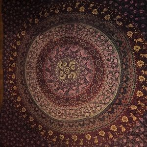 Other - Purple/Mulit Big Reversible Tapestry